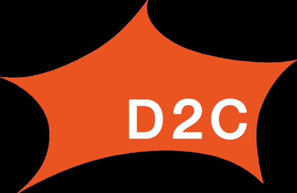 D2Cコーポレートロゴ